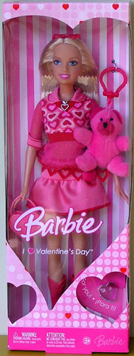 Valentine S Day Toys R Us : Jaselle s barbie doll collection
